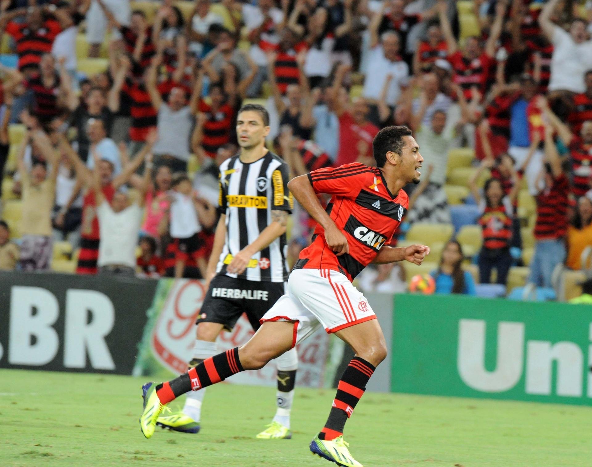 Botafogo e Fla duelam em clássico esvaziado 589f88c3a18c6