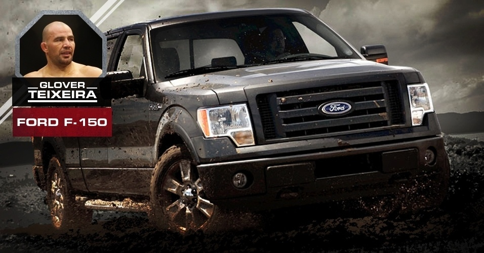Glover Teixeira - Ford F-150