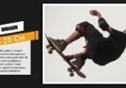 Você sabe tudo sobre skate? - Arte/UOL - AFP PHOTO/Peter PARKS