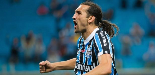 Família de Barcos gosta do Brasil, onde argentino defendeu Grêmio e Palmeiras