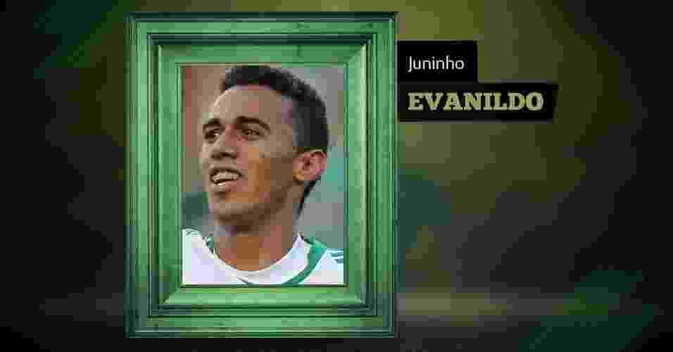 Juninho atende por Evanildo - Robson ventura/Folhapress