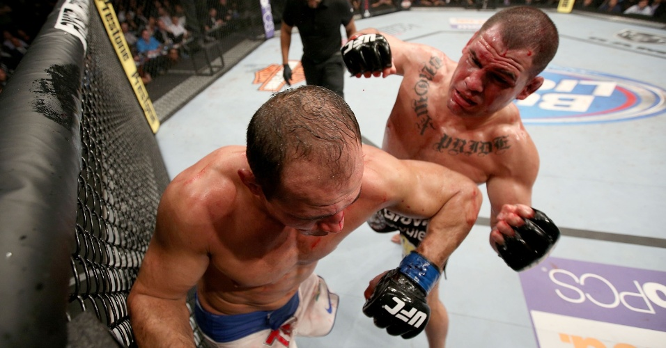 Velasquez encurrala Cigano na luta pelo UFC 166