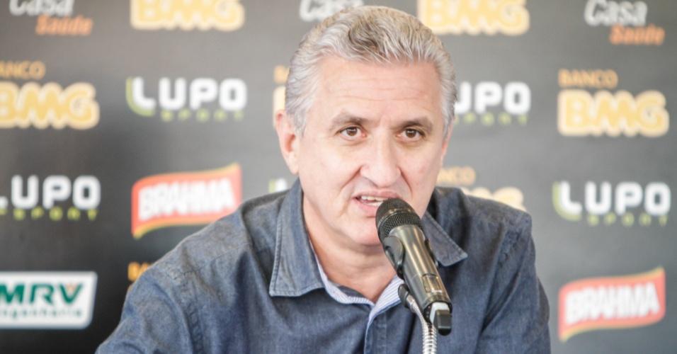 Eduardo Maluf, diretor de futebol do Atlético-MG