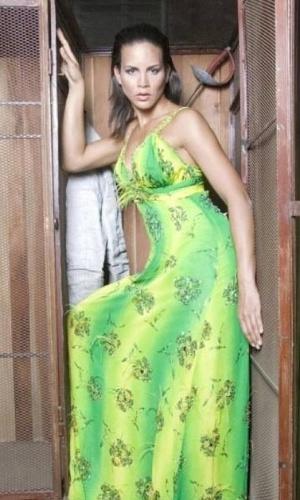 23.out.2013 - Alejandra Benitez esteve em três edições dos Jogos Olímpicos (2004, 2008 e 2012)