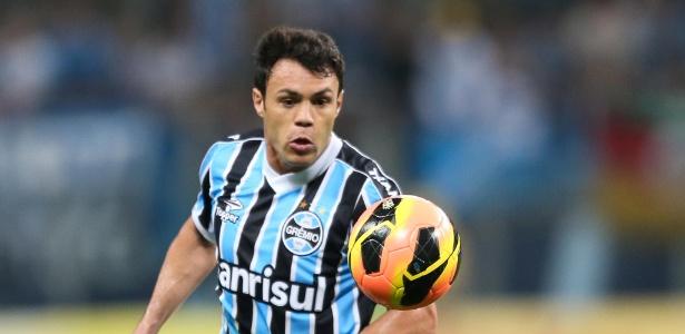 Grêmio foi multado pela Justiça após atrasar parcela de R$ 120 mil com Kleber