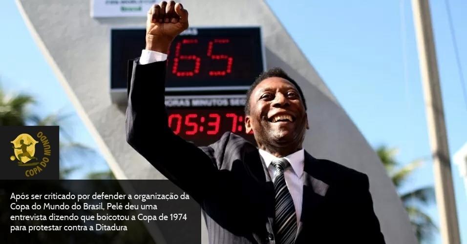 Pelé faz aniversário: conheça 73 fatos inusitados sobre a vida do Rei do Futebol