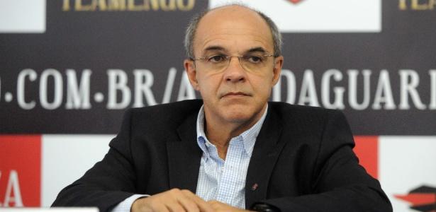 O presidente Bandeira de Mello se desculpou após confusão causada pelo envio de um e-mail aos sócios - Alexandre Vidal/Fla Imagem