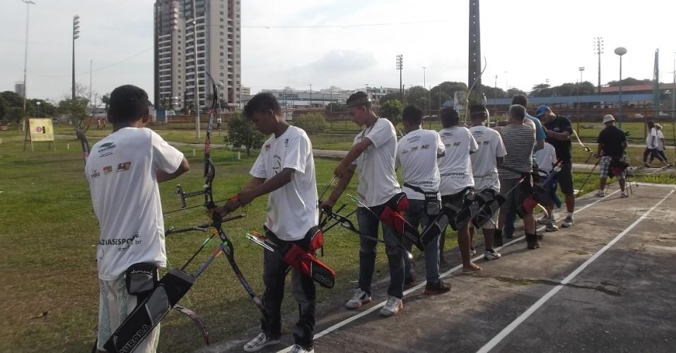 Apenas seis deles serão escolhidos para treinar com foco na Olimpíada do Rio