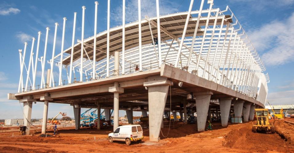 Brasília: obras preveem novo centro de controle e ampliação da área para passageiros