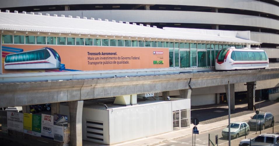 Porto Alegre: uma parte da reforma do aeroporto da capital gaúcha só será entregue depois da Copa