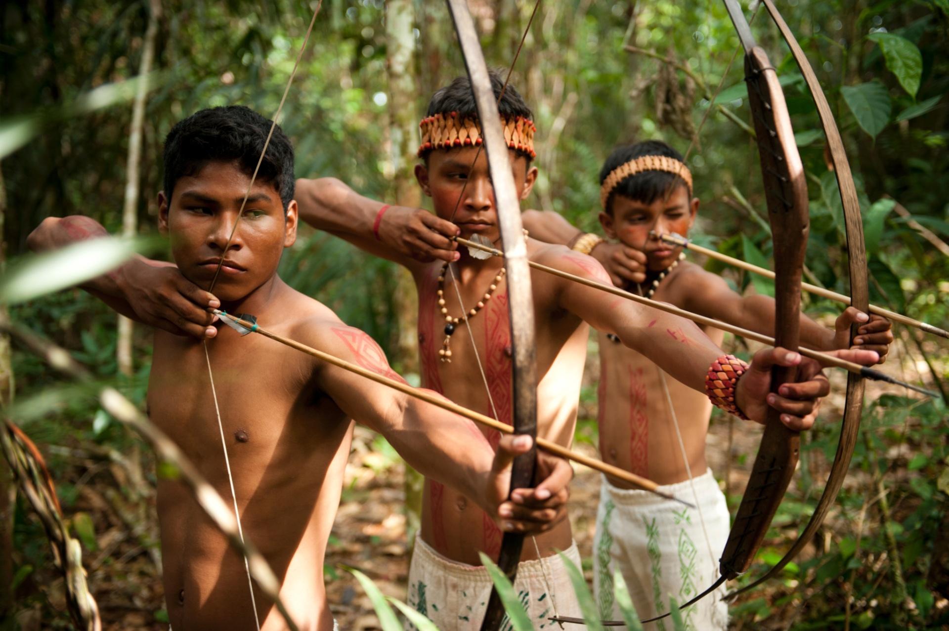 Índios fazem peneira por vaga no tiro com arco em 2016