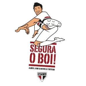 COMENTE: Você é a favor da volta do Aloisio Boi Bandido para 2018?