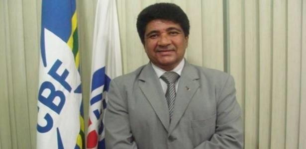 Ednaldo Rodrigues, presidente da Federação Baiana de Futebol