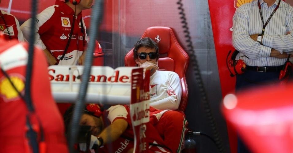 A Ferrari informa ter tido problemas em usar pneus macios na Arábia, citando o forte calor em Abu Dhabi