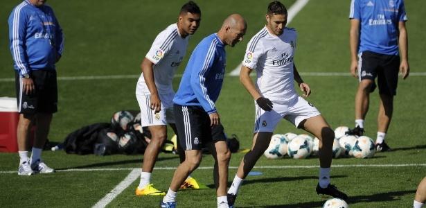Zidane exaltou a importância de Casemiro