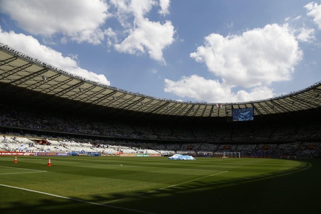 Cruzeiro leva a taça se vencer o Grêmio e o Atlético-PR não ganhar