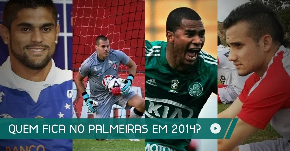 O Palmeiras tem uma leva de jogadores emprestados voltando e outra leva do atual elenco esperando renovação de contrato. Saiba como está a situação de cada um deles