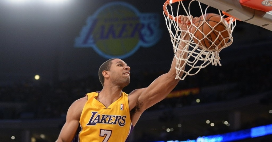 13.nov.2013 - Xavier Henry, dos Lakers,
