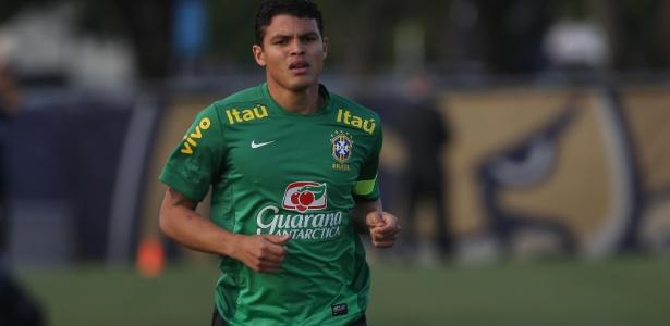 Capitão da seleção brasileira, zagueiro Thiago Silva definirá premiação por Copa com cúpula da CBF