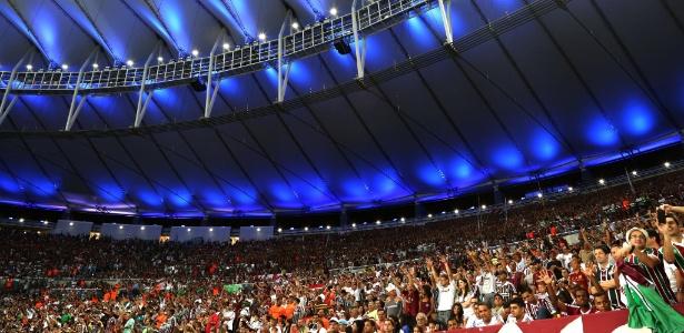 Fluminense vai jogar pela primeira vez no Maracanã em 2017