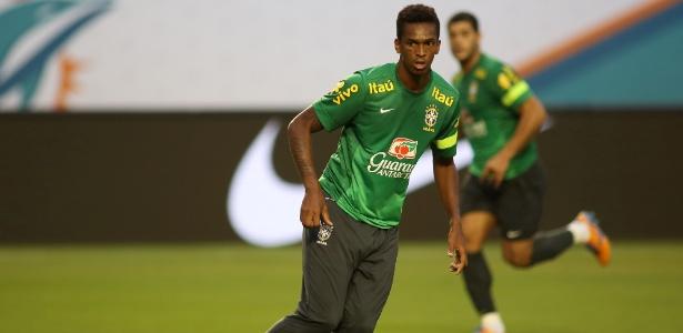 Jô deverá ser convocado por Felipão na quarta-feira para a Copa do Mundo - Mowa