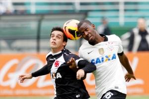 Jogo entre Corinthians e Vasco, pelo Brasileirão