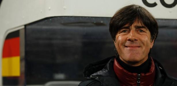 Joachim Löw, treinador da Alemanha, montou a seleção que é considerada uma das favoritas no torneio