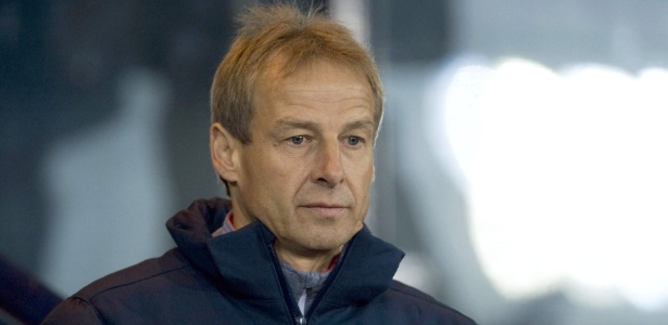 Jürgen Klinsmann, técnico dos EUA, foi campeão pela Alemanha na Copa do Mundo de 90