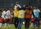 Técnico de Gana diz que dinheiro de premiação chega em poucas horas - Khaled Desouki/AFP