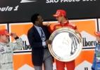 Pelé manda mensagem a Schumacher por aniversário: