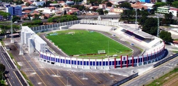 Vila Capanema passará a ser de posse do Paraná Clube por 30 anos, após MP do Governo - Divulgação/Paraná Clube