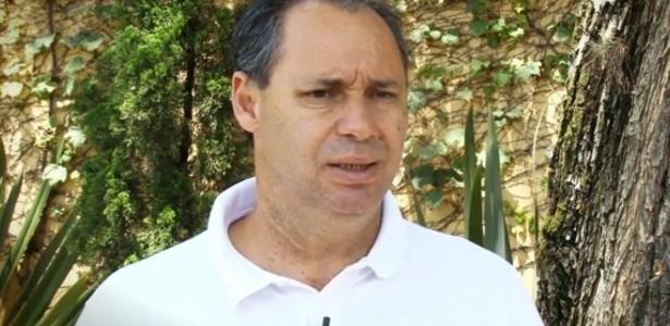 Atacante conquistou títulos brasileiros por Palmeiras e Vasco na década de 1990