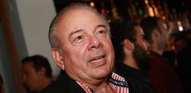 O jornalista esportivo Luciano do Valle