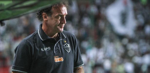 Cuca fez muito sucesso na passagem pelo Galo, entre agosto 2011 e dezembro de 2013 - Bruno Cantini/site oficial do Atlético-MG