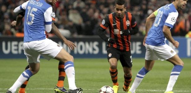 Alex Teixeira deve deixar o Shakhtar Donetsk em 2016. E até técnico apoia saída