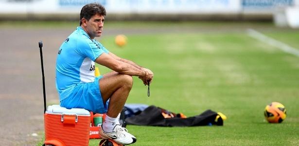 Renato Gaúcho é o mais cotado para assumir o Grêmio até fim do ano