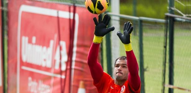 Muriel tem contrato até o final de maio e não renovará vínculo com o Inter