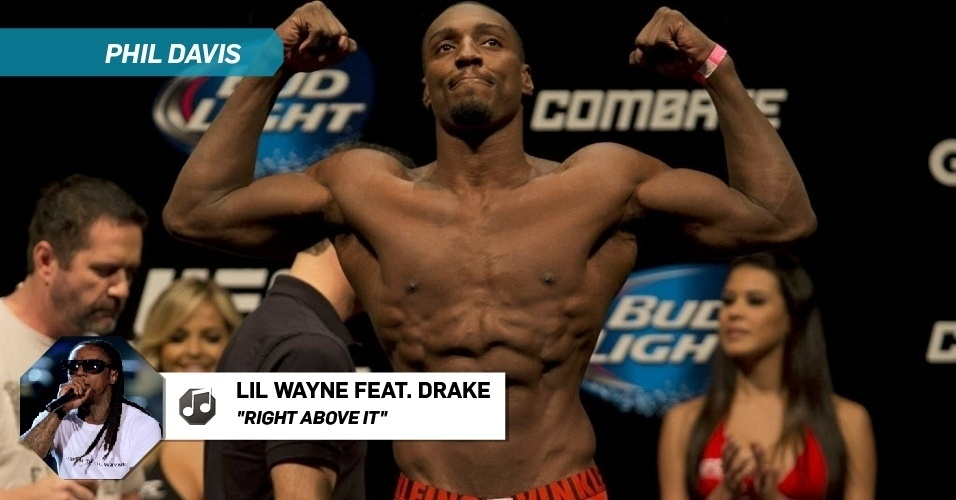 "Phil Davis - ""Right Above It"", Lil Wayne Feat. Drake"
