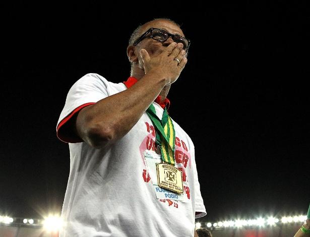 Jayme de Almeida quer retomar a carreira e tem a Copa do Brasil de 2013 como trunfo