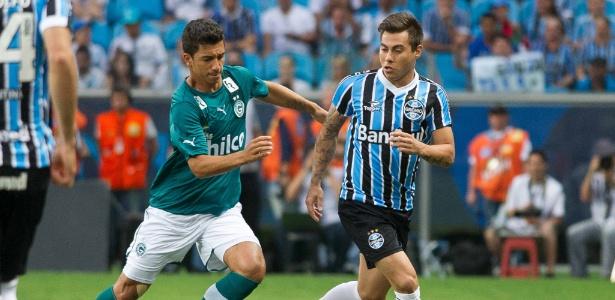 Para jornal chileno, único bom momento de atacante nos últimos anos foi no Grêmio