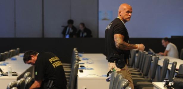 A Polícia Federal brasileira e a Interpol estão organizando uma ação conjunta com a Argentina e o Uruguai