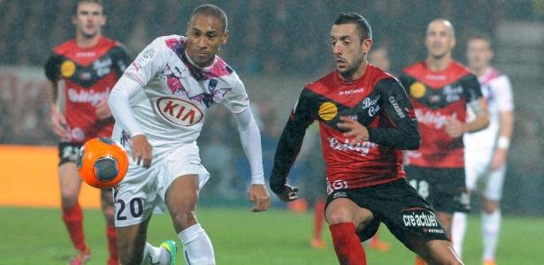 Revelado pelo Cruzeiro, Jussiê defendeu o Bordeaux, da França, por dez anos - AFP PHOTO / FRED TANNEAU