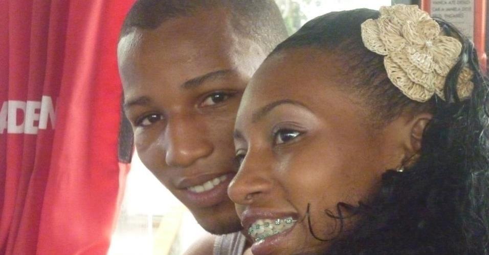Erika Matos e Robson Conceição ficaram famosos também pelo pedido de casamento em rede nacional, durante o Pan-2011