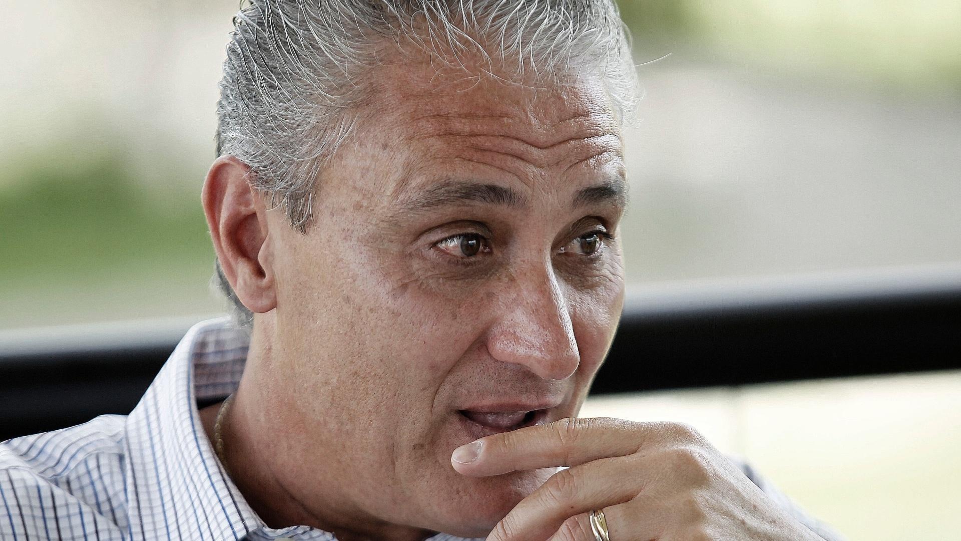 Tite faz  treino fantasma  e confirma mesmo Corinthians que empatou ... 796bce2b58e8c