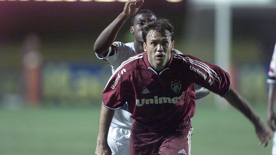 Petkovic é um dos credores do Fluminense  - Almeida Rocha / Folha Imagem