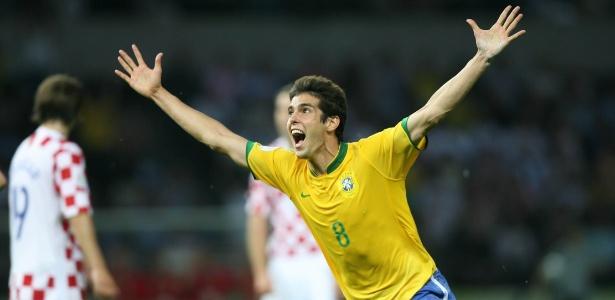 Kaká durante a Copa do Mundo de 2006 - Antônio Gaudério/Folhapress