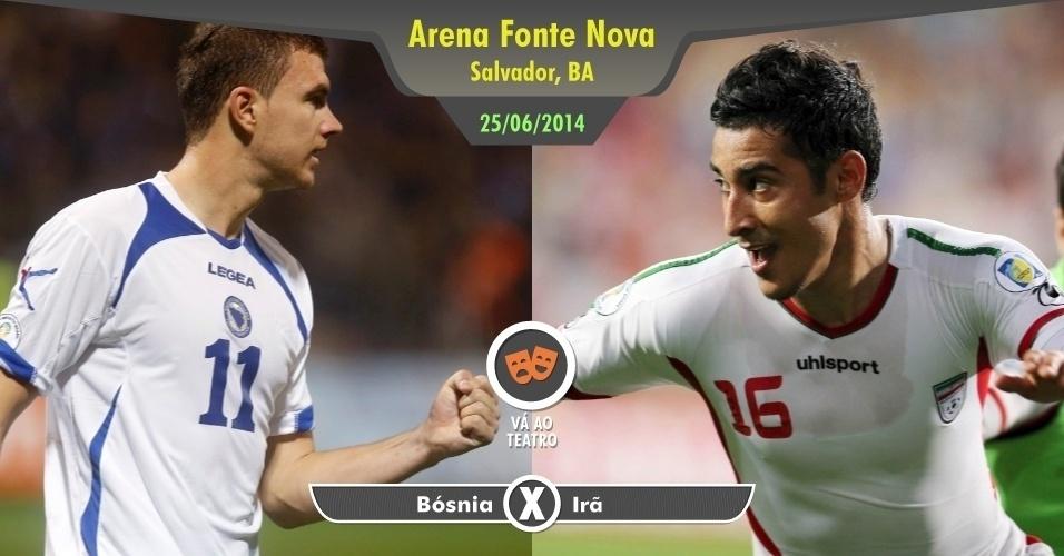 O 21º colocado do ranking da Fifa encara o 45º. Uma passada na orla de Salvador pode ser mais interessante que o jogo na Fonte Nova