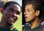 O que você sabe sobre os adversários do Brasil na Copa-2014? - Arte UOL