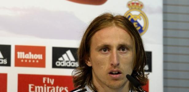 Luka Modric foi eleito o melhor jogador do Real contra o América na semifinal do Mundial