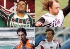 Quiz: Você sabe a profissão dos ex-jogadores de futebol? - Arte UOL